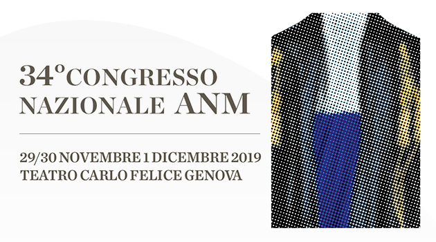 34° Congresso Nazionale ANM