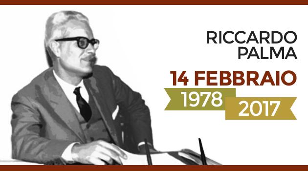 L'ANM ricorda Riccardo Palma