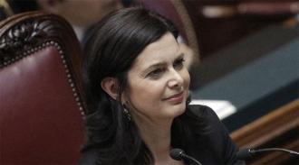 Messaggio di Laura Boldrini, presidente della Camera dei Deputati