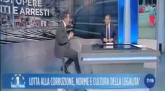"""""""Uno Stato che si rispetti dovrebbe prendere a schiaffi i corrotti e accarezzare i magistrati. In Italia è accaduto il contrario"""""""