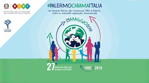 Strage di Capaci, il 23 maggio ANM a Palermo con 70mila studenti