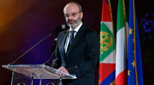La relazione del presidente dell'ANM Francesco Minisci