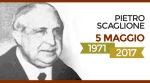 L'ANM ricorda Pietro Scaglione -