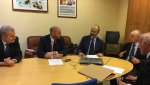 Ricostruzione post-sisma: ANM, Croce Rossa Italiana e Comune di Muccia firmano intesa per la nascita di un centro polifunzionale giovanile -