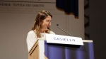 Intervento di Mirella Casiello, presidente dell'OUA -