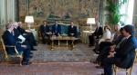 La Giunta dell'ANM ricevuta dal Presidente Mattarella -