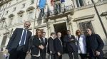 La Giunta dell'ANM incontra a Palazzo Chigi il presidente Renzi e il ministro Orlando -