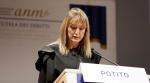 Intervento di Concetta Potito, presidente dell'ANM di Bari -