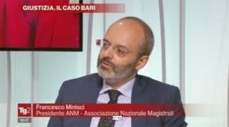 """Palazzo di Giustizia di Bari, Minisci: """"Emergenza vera, occorre intervenire immediatamente"""""""