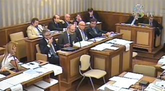 Legittima difesa, audizione dell'ANM in Commissione Giustizia del Senato