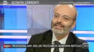 Prescrizione, Minisci spiega la posizione dell'ANM sulla riforma