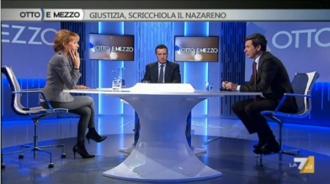 """""""Affrontare le vere priorità: corruzione, prescrizione, falso in bilancio"""""""