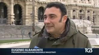 Intercettazioni: Il Presidente dell'ANM, Eugenio Albamonte, al Tg3