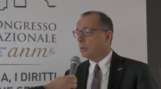 Intervista a Antonio Sangermano, Vicepresidente dell'ANM