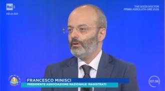 Intercettazioni, Minisci: bloccare la riforma, non tutela la privacy ma danneggia indagini e diritto di difesa