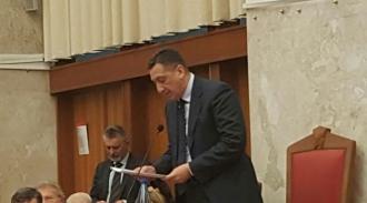 Inaugurazione Anno Giudiziario, intervento del presidente Sabelli a Palermo