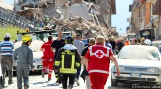Raccolta di fondi per le popolazioni colpite dal terremoto