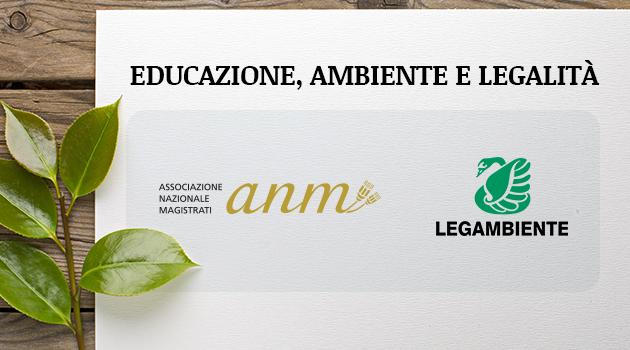 """""""Educazione, ambiente e legalità"""""""