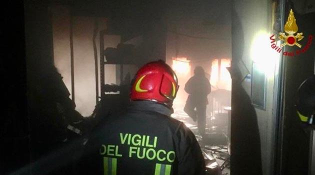L'ANM sull'incendio al palazzo di giustizia di Milano e l'insicurezza delle strutture giudiziarie