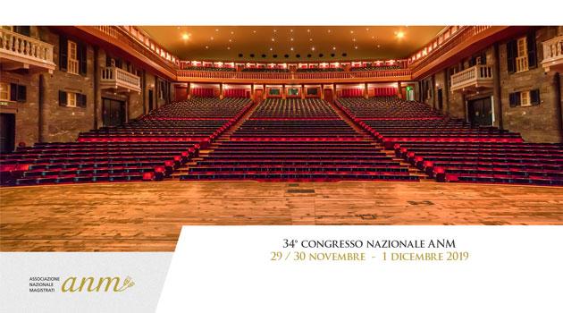 Oltre 1400 persone per il Congresso dell'ANM