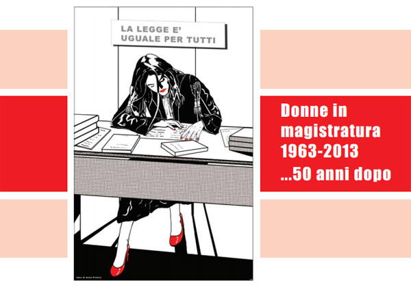 Donne in Magistratura