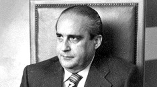 In ricordo di Gaetano Costa, ucciso dalla mafia 40 anni fa