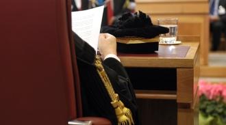 L'impegno dei magistrati e l'organizzazione del servizio giustizia