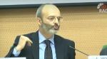 Intervento del presidente dell'ANM Francesco Minisci al convegno