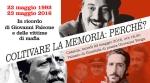 L'ANM di Catania ricorda Giovanni Falcone e le vittime di mafia -