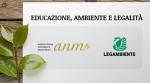"""""""Educazione, ambiente e legalità"""" -"""