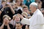 Veglia in memoria delle vittime delle mafie con Papa Francesco -