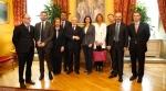 La Giunta dell'Associazione Nazionale Magistrati incontra la presidente della Camera Laura Boldrini  -