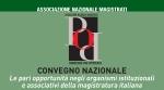 Le pari opportunità negli organismi istituzionali e associativi della magistratura italiana -