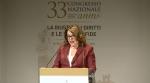"""Intervento di Rossana Giannaccari, Componente GEC dell'ANM, Direttrice della rivista """"La Magistratura"""" -"""