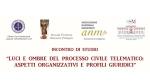 Processo civile telematico, incontro di studio a Caltagirone -