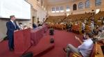 Assemblea ANM, l'intervento del presidente Luca Poniz -
