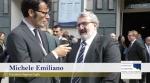 Intervista a Michele Emiliano, presidente della Regione Puglia -