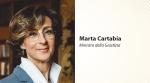 Messaggio della Ministra della Giustizia Marta Cartabia al convegno