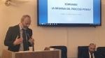 """Intervento del presidente dell'ANM Francesco Minisci al seminario dell'Istituto Jemolo """"La riforma del processo penale"""" -"""