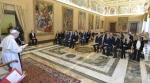 Il Pontefice ai magistrati italiani -