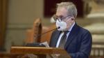 Intervento del presidente Santalucia in memoria di Rosario Livatino -