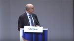Intervento di Giovanni Stefanì, presidente del Consiglio dell'Ordine degli avvocati di Bari -