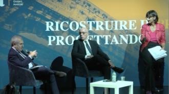 Il presidente ANM Giuseppe Santalucia al XXVI Congresso nazionale Aiga