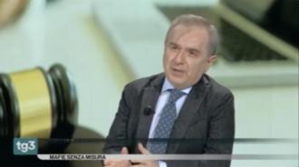 """""""Fuori Tg"""", il presidente dell'ANM ospite di Rai Tre"""